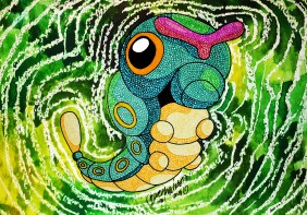 15. Weak Caterpie (2)