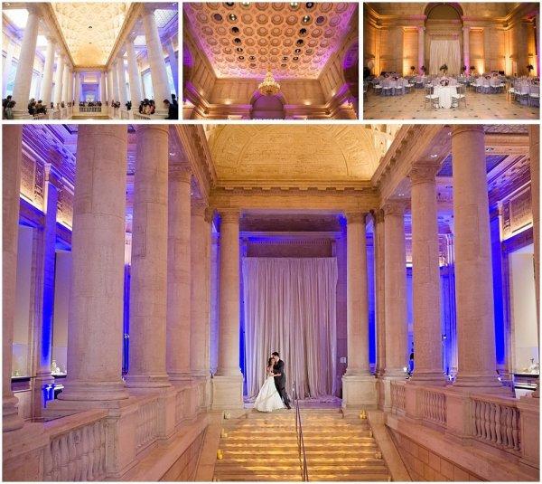 San Francisco Asian Art Museum Wedding