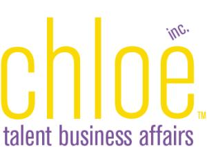 chloe talent business affairs logo