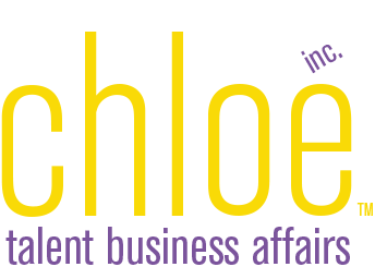 chloe talent business affairs logo
