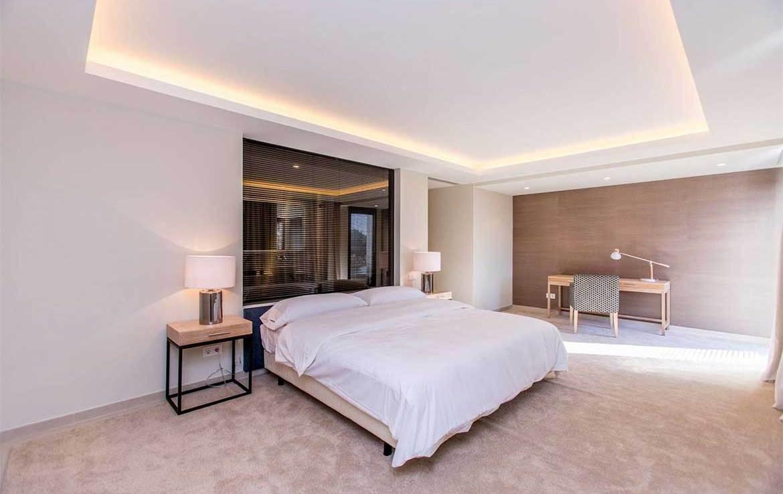 Bedroom of Villa Adagio