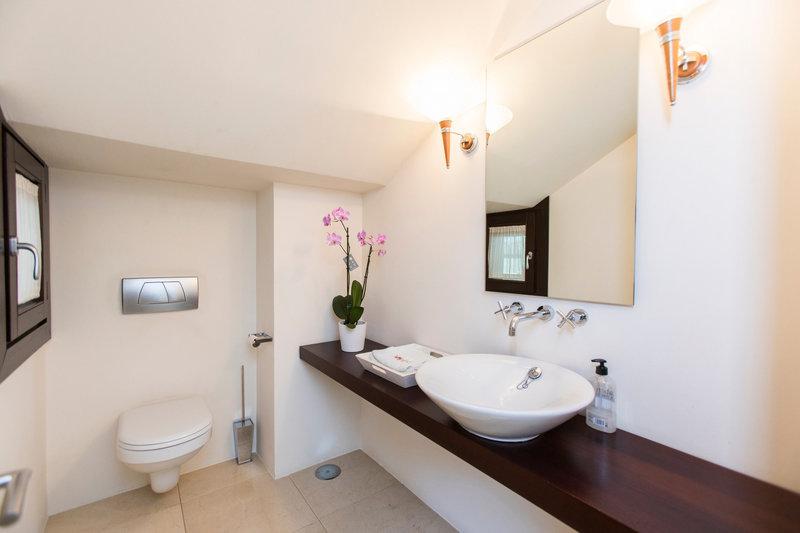 Bathroom of Spectacular villa in Benahavis