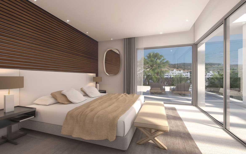 Bedroom of Alcazaba Lagoon