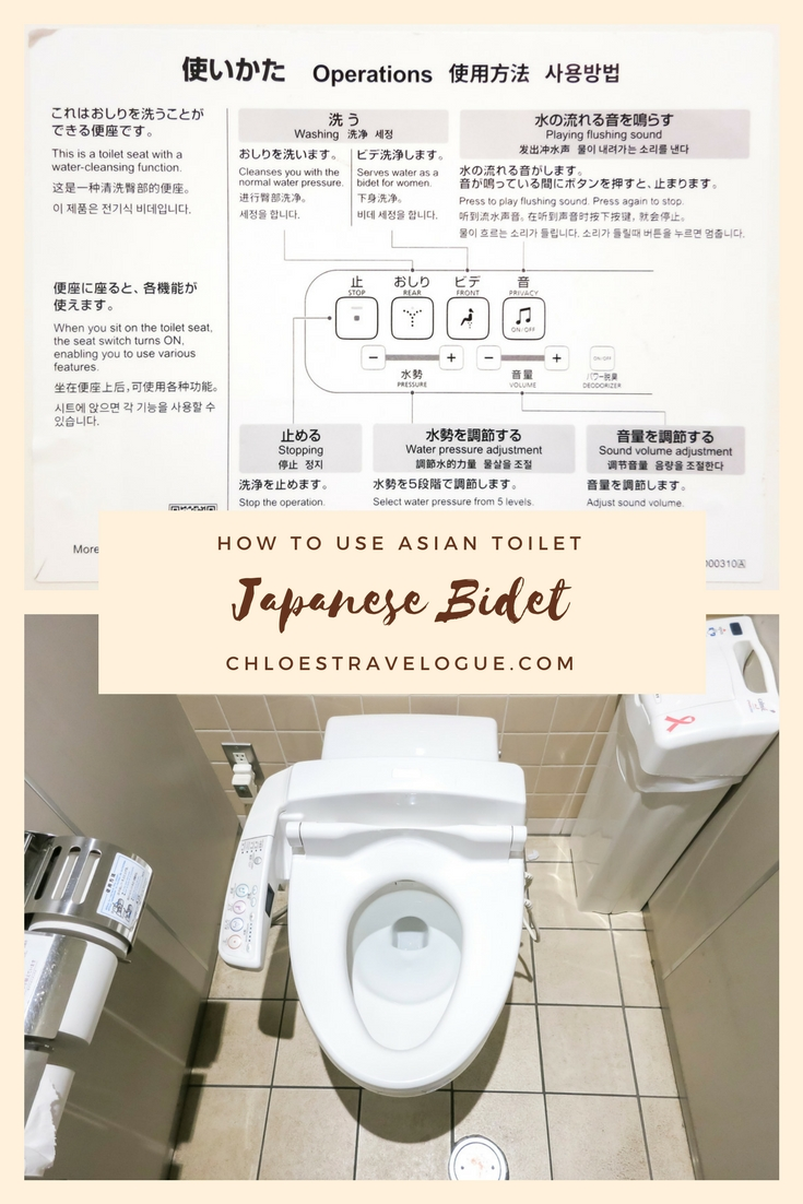 How To Use An Asian Toilet Three Types Etiquettes Clean Restrooms