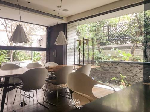Best Coffee in Kaohsiung, Taiwan   Stain (漬) - A quiet, secluded cafe in the busy Museum District   #Kaohsiung #Taiwan #Coffee #Dessert