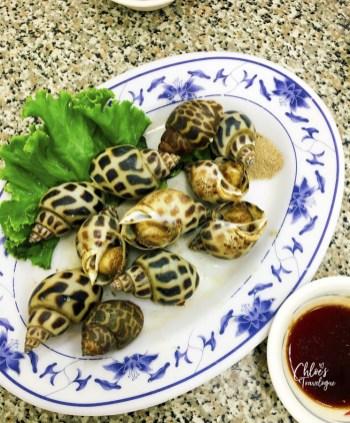 25 Best Restaurants in Kaohsiung, Taiwan (by a local)   Seafood Restaurant Ya Jiao on Cijin Island   #Kaohsiung #Taiwan #foodguide #KaohsiungFood #KaohsiungRestaurants #seafood