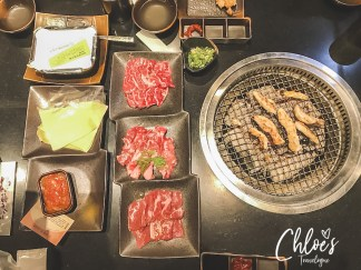 Kaohsiung Japanese Food - Yakiniku Japanese BBQ at Tan Zuo Ma Li | #Kaohsiung #Taiwan #foodguide #KaohsiungFood #KaohsiungRestaurants #yakiniku #JapaneseFood