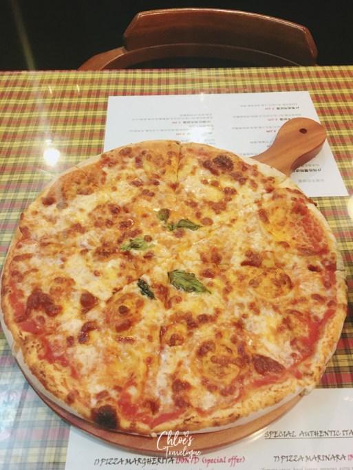 Kaohsiung Italian Food - Andrea Pizza | #Kaohsiung #Taiwan #foodguide #KaohsiungFood #KaohsiungRestaurants #ItalianFood