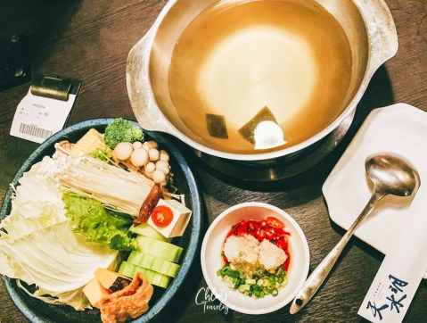 25 Best Restaurants in Kaohsiung, Taiwan (by a local) | Vegan-friendly Tien Shui Yueh Hot Pot | #Kaohsiung #Taiwan #foodguide #KaohsiungFood #KaohsiungRestaurants #hotpot #vegetarian