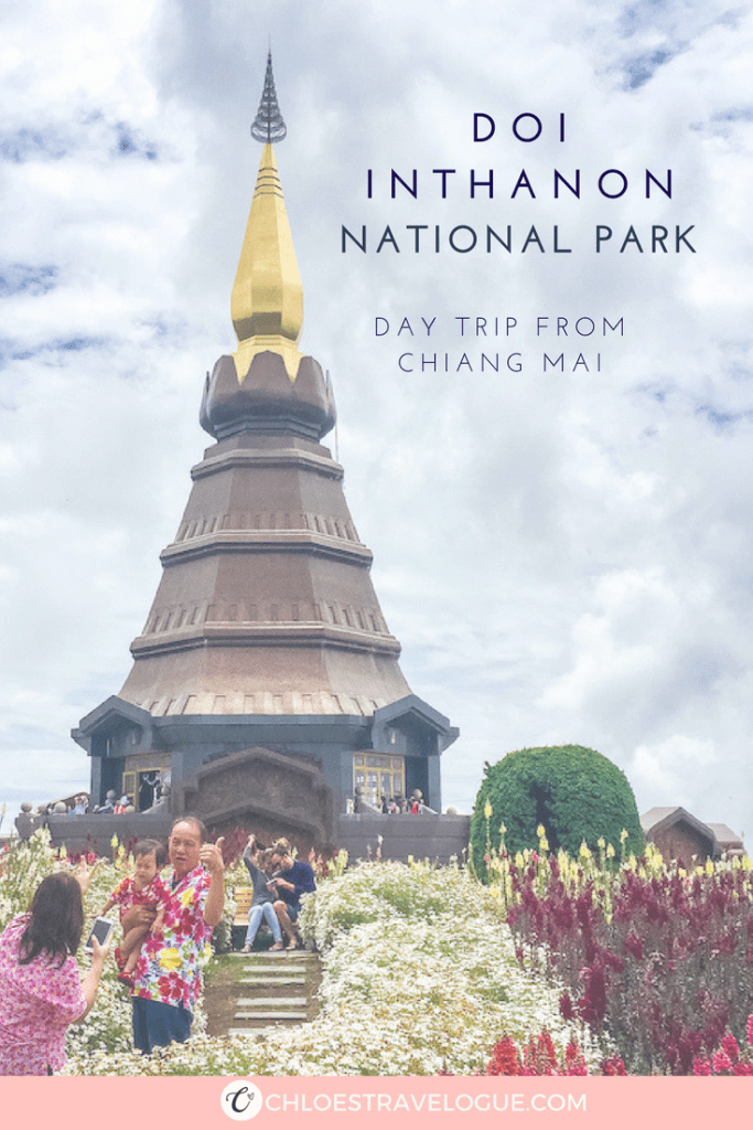 Place to Visit in Chiang Mai | Doi Inthanon Tour - National Park with Mystic Hiking Trails, Spectacular Waterfalls, Royal Pagodas with Vibrant Flower Garden and Hill Tribes | www.chloestravelogue.com #ChiangMai #Thailand #DoiInthanon #NationalPark #HighestPointinThailand #Daytrip #Hmong #ThaiHillTribes #Coffee #flower #waterfall