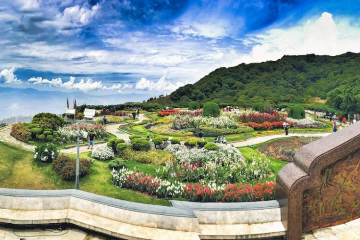 Day Trip from Chiang Mai | Doi Inthanon Tour - National Park with Mystic Hiking Trails, Spectacular Waterfalls and Hill Tribes | www.chloestravelogue.com