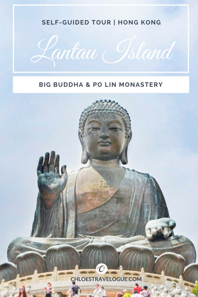 Heading to Hong Kong and looking for something outside of urban jungle? Check out this self-guided Lantau Island tour. All you need to know about Lantau. #LantauIsland #HongKong #DiscoverHongKong #BigBuddha #TianTanBuddha #PoLinMonastery #wisdompath #cablecar #daytrip #BuddhistTemple #Citygateoutlets