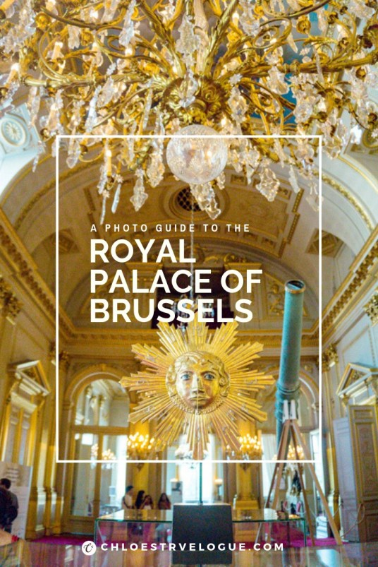 Summer in Brussels: A Photo Guide to the Royal Palace of Brussels | #Brussels #Bruxelles #Belgium #RoyalPalace #RoyalPalaceofBrussels #PalaisRoyal #RoyalPalaceofLaeken #RoyalResidence #BelgianRoyal #Europe #BeautifulDestinations #history #PlaceRoyale #Leopold #Landmark | www.ChloesTravelogue.com