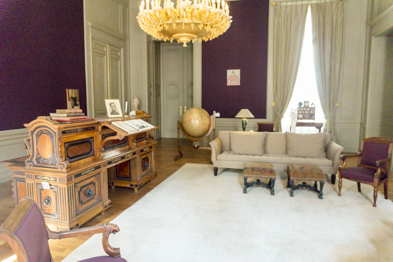 Summer in Brussels: A Photo Guide to the Royal Palace of Brussels | Marshals Room