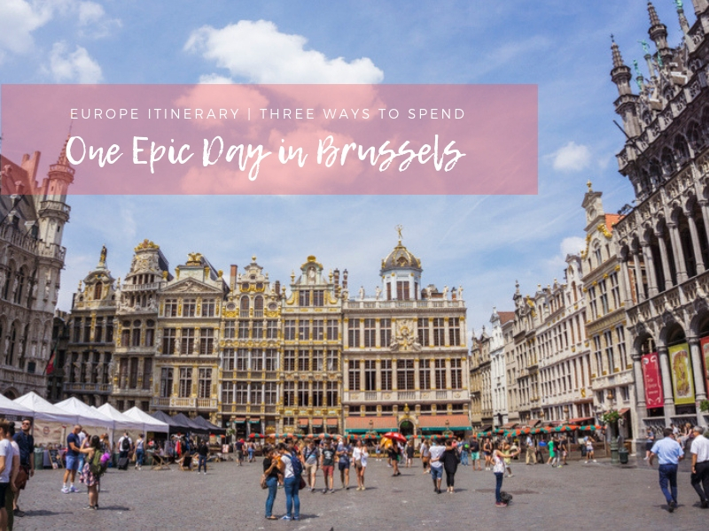 One Day in Brussels