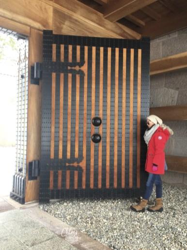 Kanazawa Castle Gate