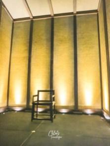 Kanazawa Higashi Chaya - Hakuza Gold Leaf Gold Room_
