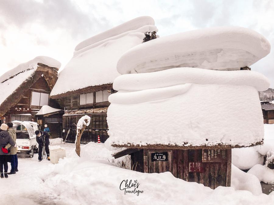 What to do in Shirakawago - Explore the Winter Wonderland in Japan Alps   #Shirakawago #Winter #Japan #Gassho #UNESCOWorldHeritage