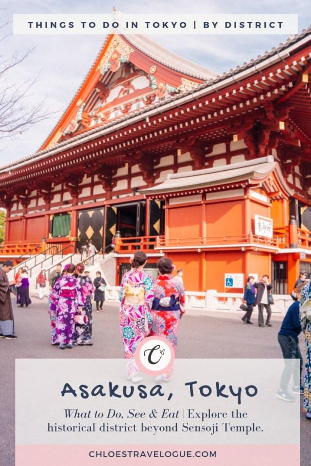 Things to Do in Asakusa - Explore the historical district beyond Sensoji Temple   #Asakusa #Tokyo #ThingstoDoinAsakusa #AsakusaRestaurant #AsakusaFood #Nakamise #kimono #TokyoSkytree