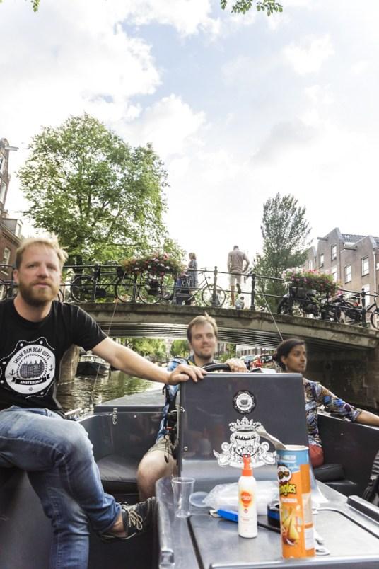 Amsterdam Itinerary Day 2 (Bucket List) | Take Amsterdam Boat Tour | #Amsterdam #Holland #AmsterdamItinerary #AmsterdamThingstoDo #AmsterdamBucketList #CanalCruiseAmsterdam #iAmsterdam
