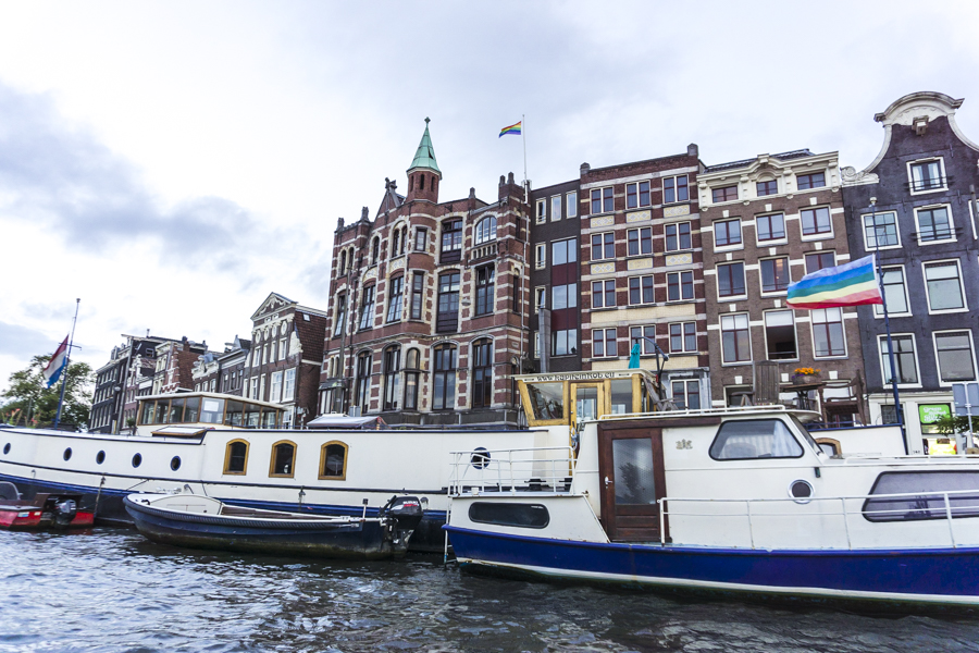 Amsterdam Canal Tour - Those Dam Boat Guys