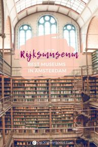 A Visitor's Guide to Rijksmuseum | Money & Time Saving Tips for the Ultimate Amsterdam Museum Experience | #Amsterdam #Holland #AmsterdamMuseums #iAmsterdam #AmsterdamThingstoDo #AmsterdamBucketList #Rijksmuseum