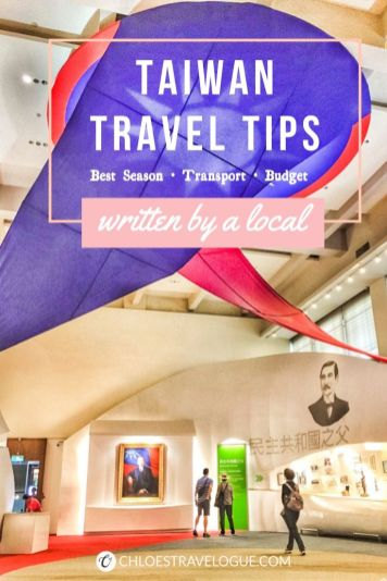 Taiwan Travel Tips (written by a Local Resident) | Check out everything you need to know before your first time travel to Taiwan | Why visit Taiwan, Best Time to Visit, Transport, Budget, Travel Essentials & Planning | #TaiwanTravelTips #Taipei #TravelPlanning #Taiwan
