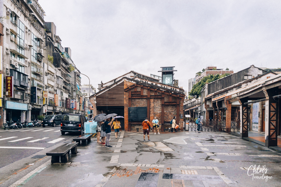Taipei Free Walking Tour for History Buffs - Bopiliao Historic Block | Learn critical moments in Taiwan History through Storytelling | #Taipei #TaipeiTravel #TaipeiWalkingTour #Taiwan #TaipeiThingstoDo #Bopiliao #剝皮寮