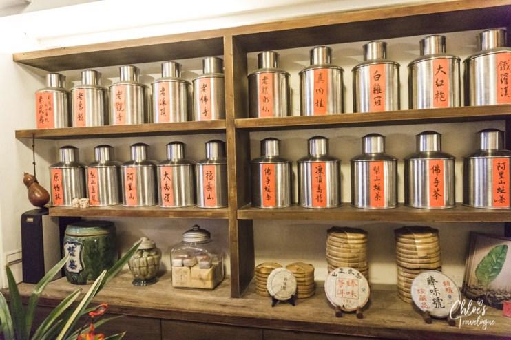 Dihua Street Taipei - Chen Wey Tea House-2