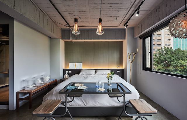 Play Design Hotel Taipei | Award-winning Taipei Boutique Hotel - Future Lab - CHLOESTRAVELOGUE.COM #Taipei #BoutiqueHotel #PlayDesignHotel #Taiwan #TaipeiHotels #homeinspiration
