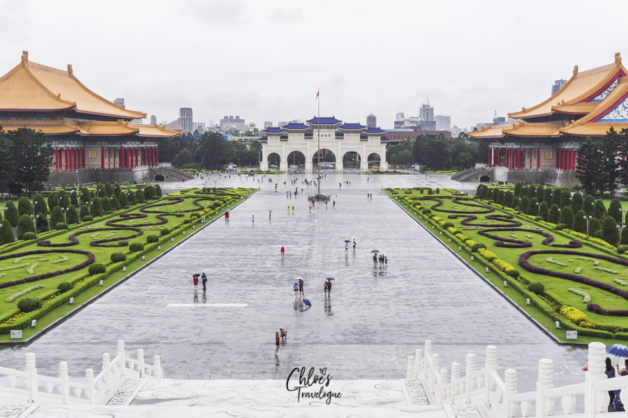 Taipei Free Walking Tour for History Buffs - Chiang Kai-shek Memorial Hall | Learn critical moments in Taiwan History through Storytelling | #Taipei #TaipeiTravel #TaipeiWalkingTour #Taiwan #TaipeiThingstoDo #ChiangKaiShekMemorialHall #中正紀念堂