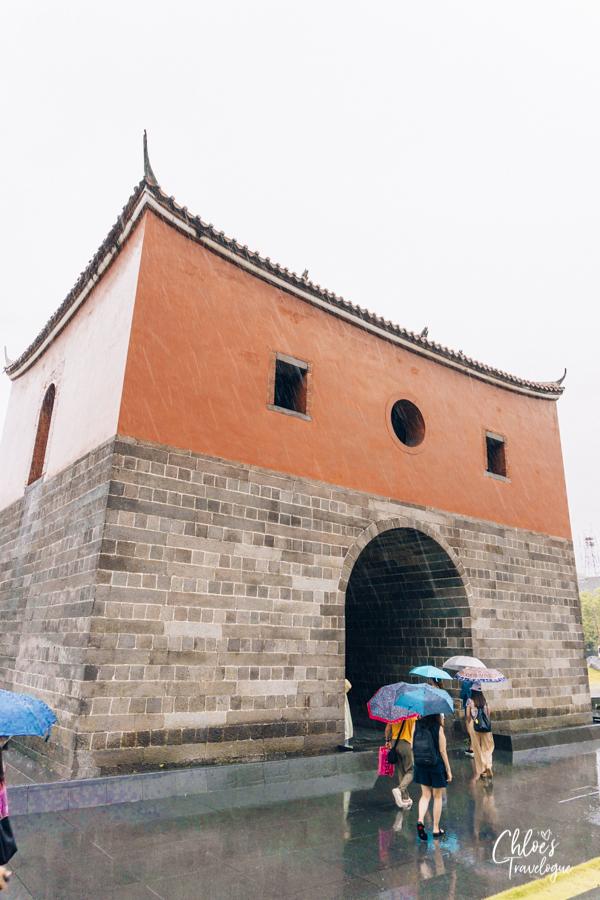 Dadaocheng: Beimen (The North Gate) | #Taipei #Taiwan #Dadaocheng #DihuaStreet #迪化街 #大稻埕 #Beimen