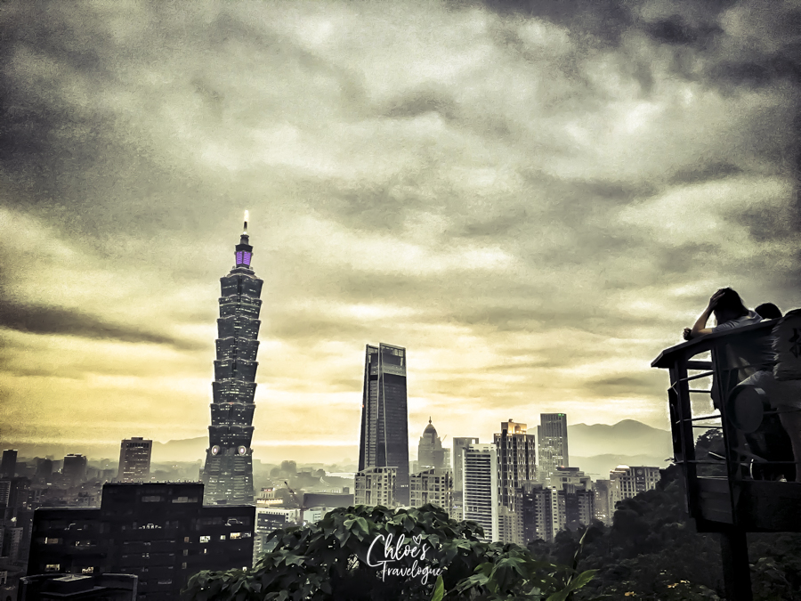 Taipei Itinerary 3 Days (Written by a Taiwan Resident) | Enjoy Taipei Sunset view on Elephant Mountain  | #Taipei #Taiwan #TaipeiItinerary #TaipeiThingstoDo #TaipeiTravel #ElephantMountain #Sunset #TaipeiSkyline