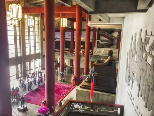 Taipei Itinerary 3 Days (Written by a Taiwan Resident) | National Dr. Sun Yat-sen Memorial Hall | #Taipei #Taiwan #TaipeiItinerary #TaipeiThingstoDo #TaipeiTravel #SunYatSenMemorialHall