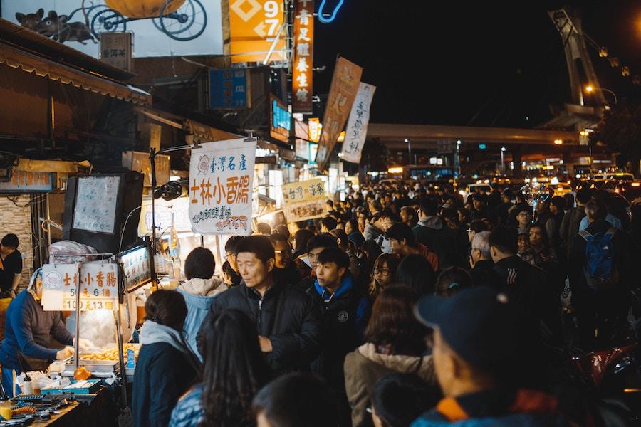 Taipei Itinerary 3 Days (Written by a Taiwan Resident) | Shilin Night Market | #Taipei #Taiwan #TaipeiItinerary #TaipeiThingstoDo #TaipeiTravel #ShilinNightMarket