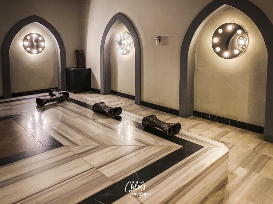 Spa Land Centum City Busan | Korea's Best Luxury Jimjilbang (Korean sauna and spa) - Hammam Room |#SpaLandBusan #SpaLandCentumCity #CentumCityBusan #luxuryspa #jimjilbang #jjimjilbang #Busan #Korea #ThingsToDoinBusan #BusaninWinter #AsiaTravel #TravelKorea
