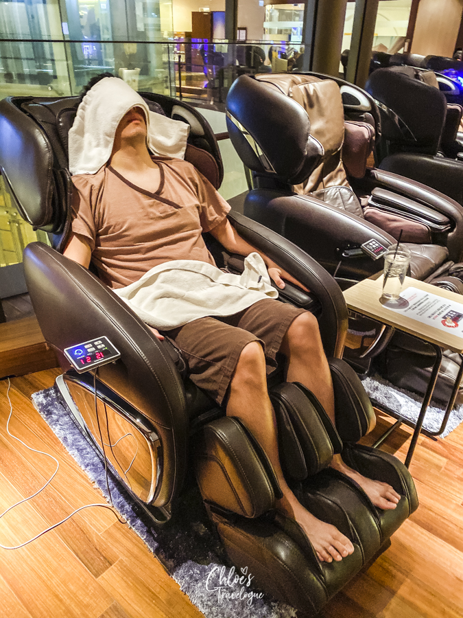 Spa Land Centum City Busan | Korea's Best Luxury Jimjilbang (Korean sauna and spa) - Massage Chair |#SpaLandBusan #SpaLandCentumCity #CentumCityBusan #luxuryspa #jimjilbang #jjimjilbang #Busan #Korea #ThingsToDoinBusan #BusaninWinter #AsiaTravel #TravelKorea