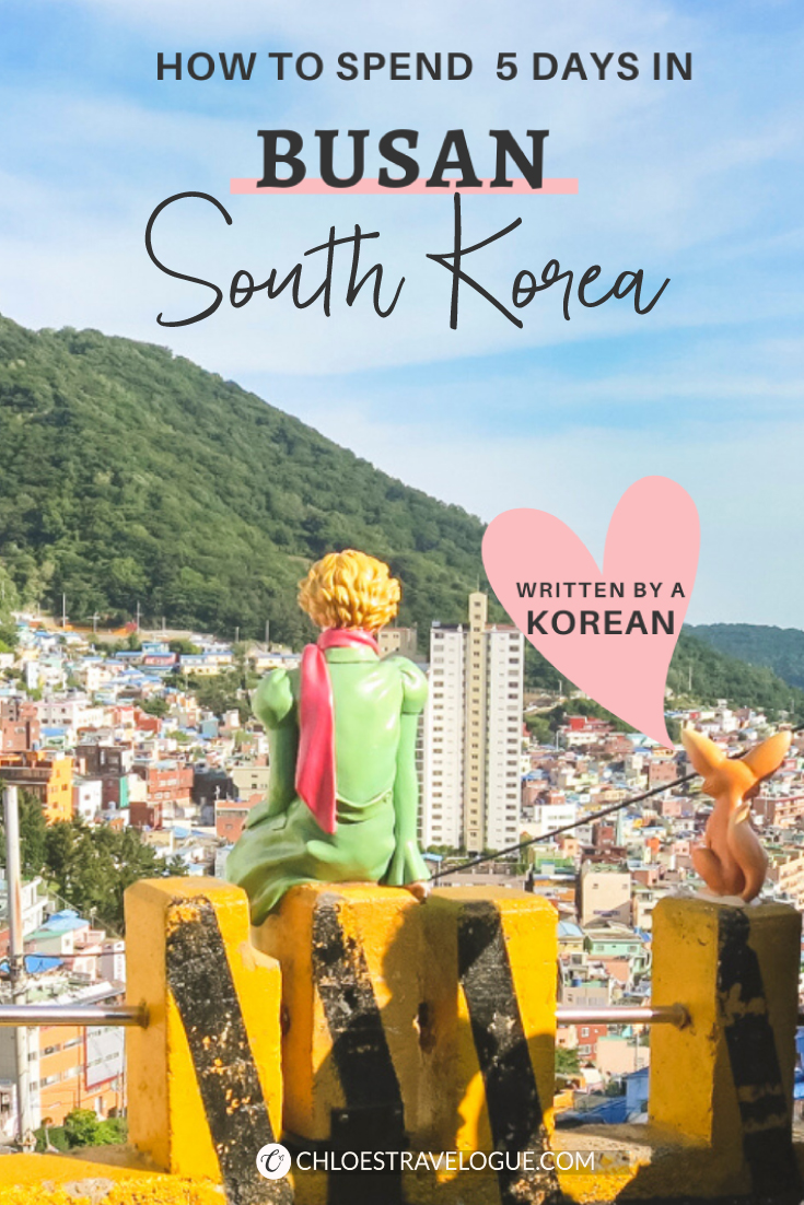 Busan Itinerary 5 Days (South Korea) | What to do in Busan for 3-5 days + Insider Tips by a Korean | #BusanItinerary #Busan #Korea #SouthKorea #AsiaTravel #KoreaTravel #ThingstoDo #Whattodo #BusanAttractions