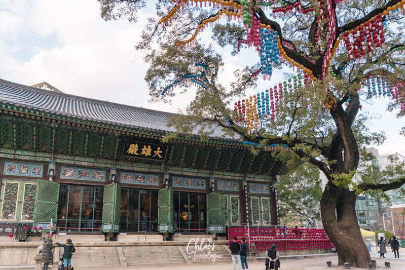 [Seoul Travel Guide by a Korean] What to Do in Insadong, Seoul's Traditional District | Practice Tranquility at Jogyesa Temple | #Insadong #Seoul #TravelKorea #AsiaTravel #ThingstoDo #JogyesaTemple