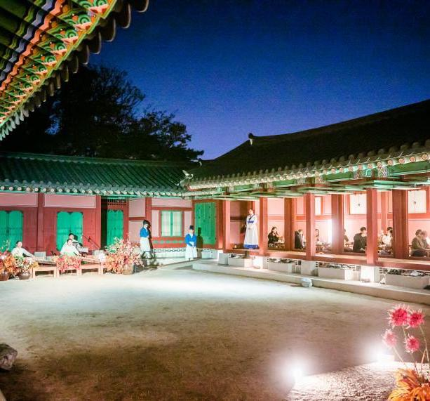 Royal Dining at Gyeongbokgung Palace | #Gyeongbokgung #royalcuisine #SeoulatNight #VisitSeoul #TravelKorea #AsiaBucketList