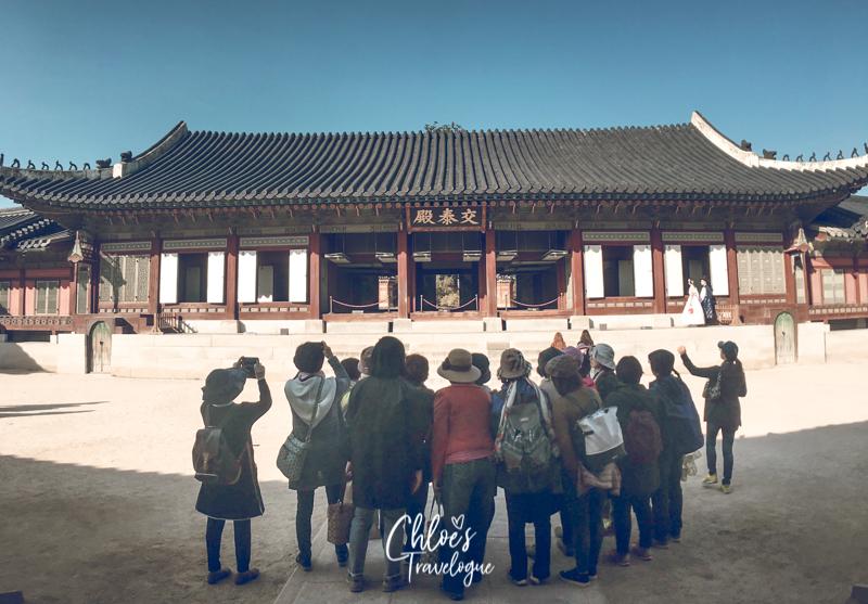 Gyeongbokgung Palace Free Guided Walking Tour | #Gyeongbokgung #WalkingTour #VisitSeoul #TravelKorea #AsiaTravel