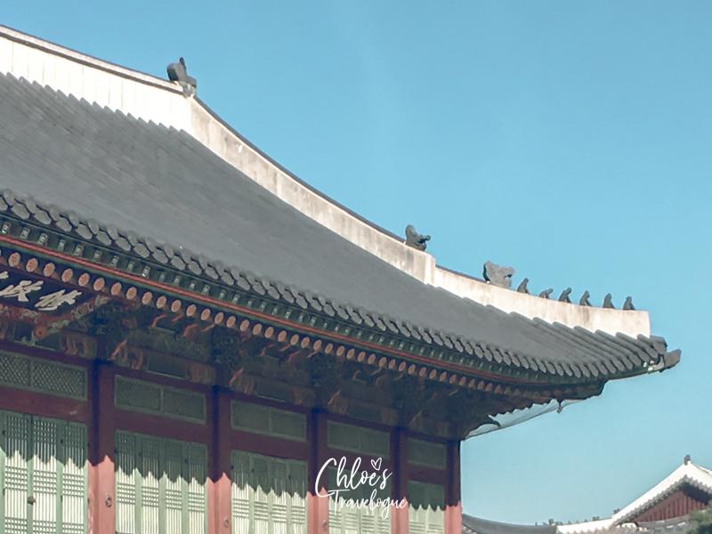 Gyeongbokgung Palace Tour: Sujeongjeon| #Sujeongjeon #Gyeongbokgung #VisitSeoul #TravelKorea