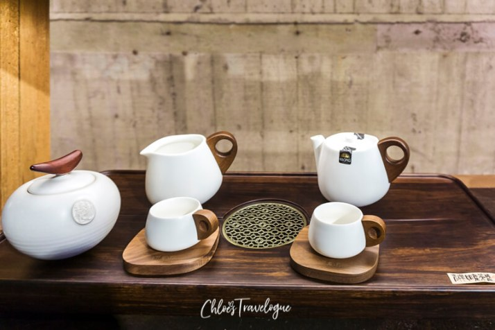 Yingge Eilong Tea Set