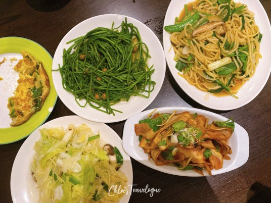 A Local's Guide to Yong Kang Street Taipei: the best of YongKang Street Food | 5. James Kitchen: Classic Taiwanese Home Cooked Meal #Yongkangstreet #taipeitravel #TaiwanTrip #TaiwaneseFood