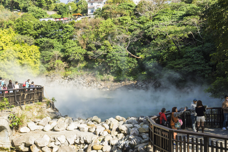 Beitou Hot Spring Guide | Other Things to Do in Beitou: Beitou ThermalValley | #BeitouThermalValley  #BeitouHotSprings #BeitouTaiwan #TravelAsia