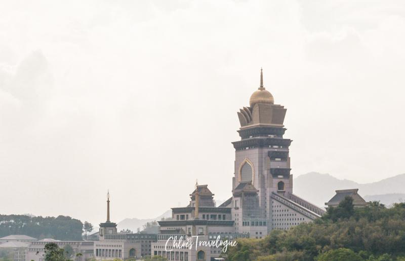 Sun Moon Lake Taiwan | Things to Do + Itinerary: Chung Tai Chan | #SunMoonLake #TaiwanItinerary #TaichungDayTrip #ChungTaiChan #BigBuddha