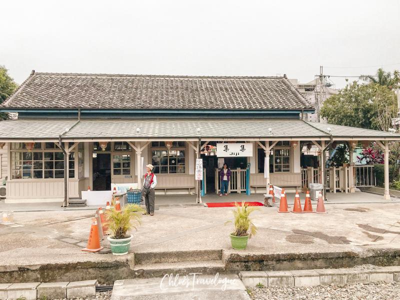 Sun Moon Lake Itinerary | Jiji Station to Checheng Station: A nostalgic train ride | #SunMoonLake #TaiwanItinerary #TaichungDayTrip
