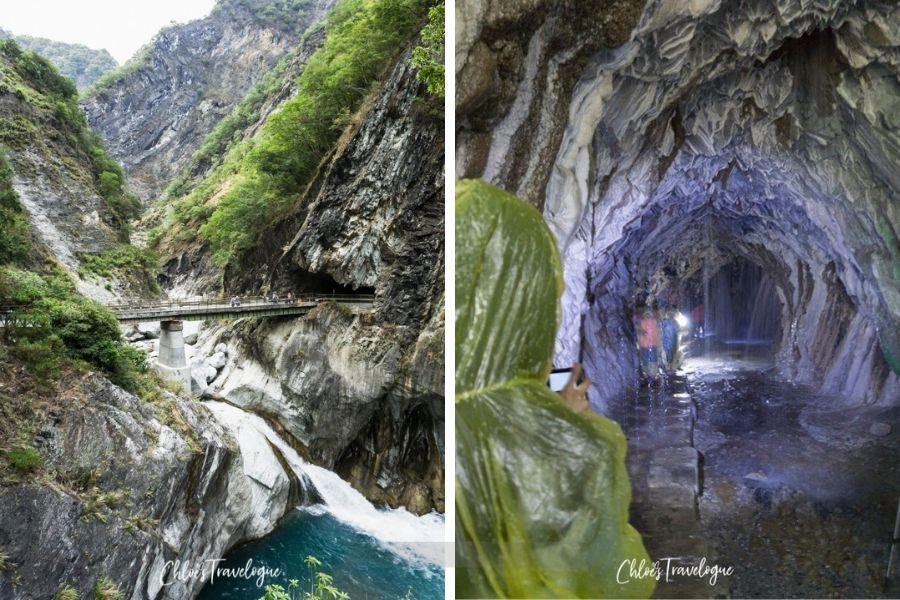 9 Best Taroko Gorge Trails for Beginners (Taroko National Park in Taiwan) | 5. Baiyang Water Trail | #BaiyangTrail #TarokoNationalPark #TarokoGorge #HikingTravel #TravelTaiwan