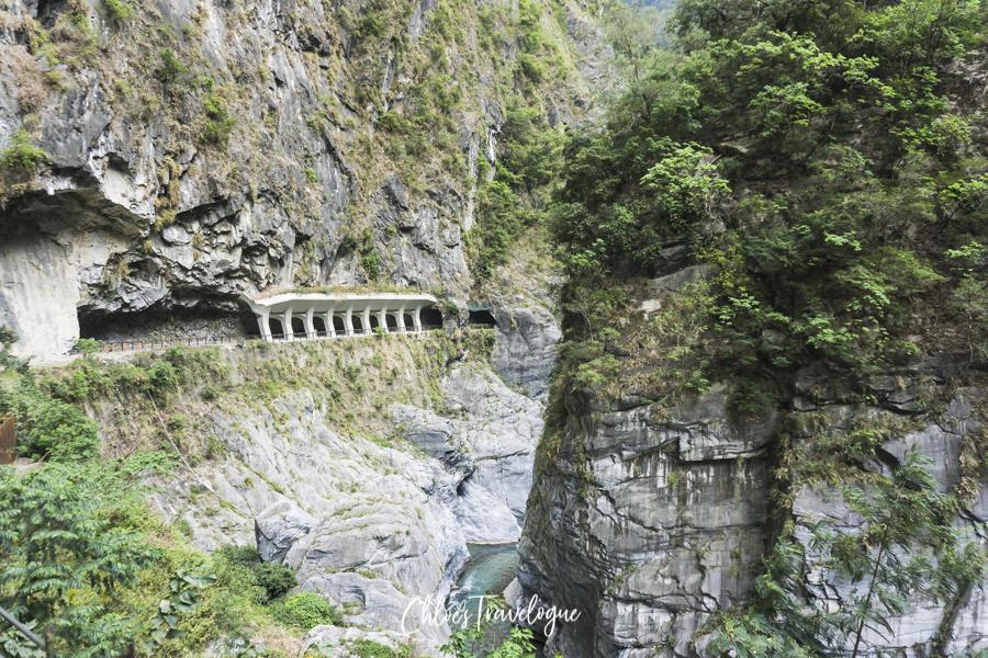 9 Best Taroko Gorge Trails for Beginners (Taroko National Park in Taiwan) | 7. Tunnel of Nine Turns Trail (Jiuqudong) | #TunnelofNineTurns #TarokoNationalPark #TarokoGorge #HikingTravel #TravelTaiwan