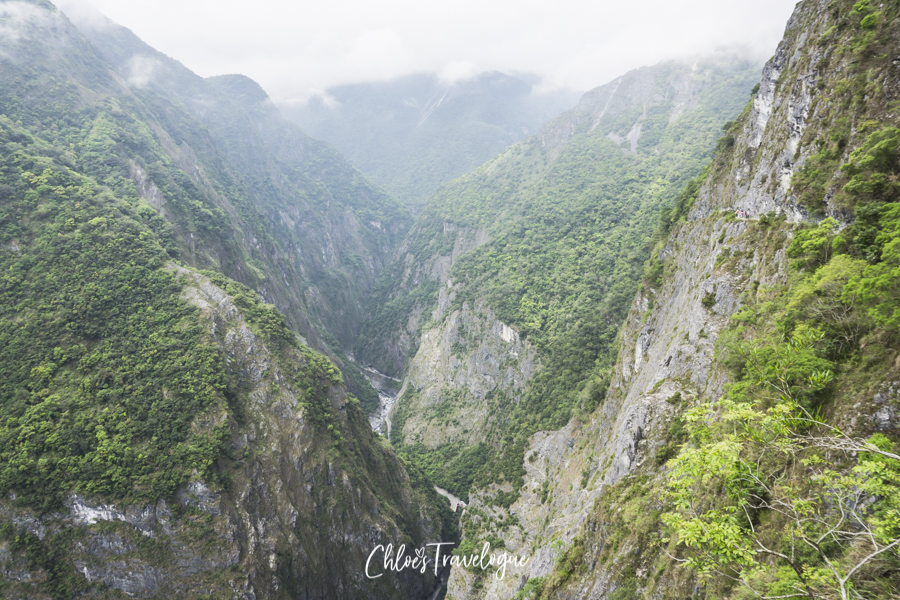 A Hiker's Guide to Zhuilu Old Trail: Taroko Gorge's Most Scenic & Thrilling Trail in Taiwan | How to Get a Zhuilu Old Trail Permit | #ZhuiluOldTrail #TarokoNationalPark #TarokoGorge #HikingTravel #TravelTaiwan